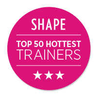 iBodyFit SHAPE Magazine 50 Hottest Trainers in America