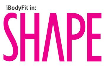 iBodyFit SHAPE Magazine